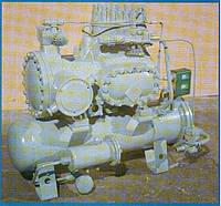 Компрессорно-конденсаторный агрегат АК10-1-2