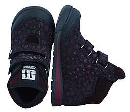 Ботинки Minimen 67BORDOBUS Бордовый, фото 3