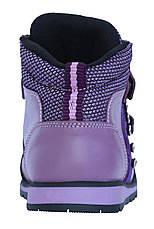 Ботинки Minimen 67FIOLETBUS Фиолетовый, фото 2