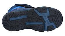 Ботинки Minimen 15GOLUBOY Голубой, фото 3