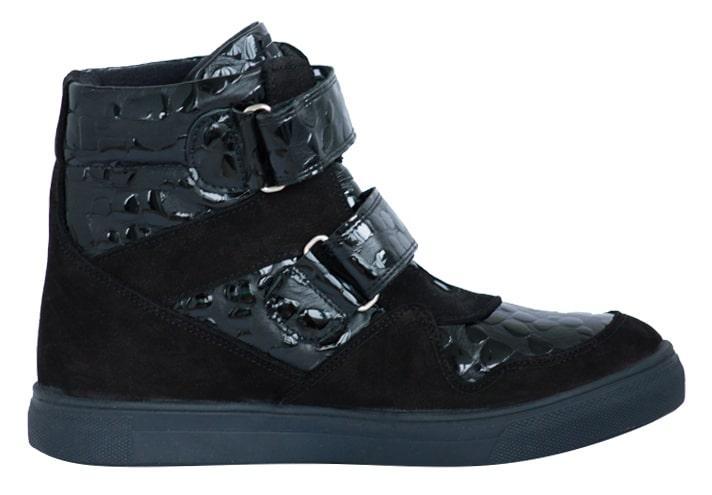 Ботинки Perlina 110CHERNIY Черный