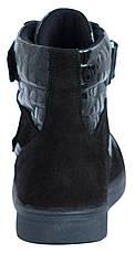 Ботинки Perlina 110CHERNIY Черный, фото 2