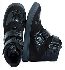 Ботинки Perlina 110CHERNIY Черный, фото 3