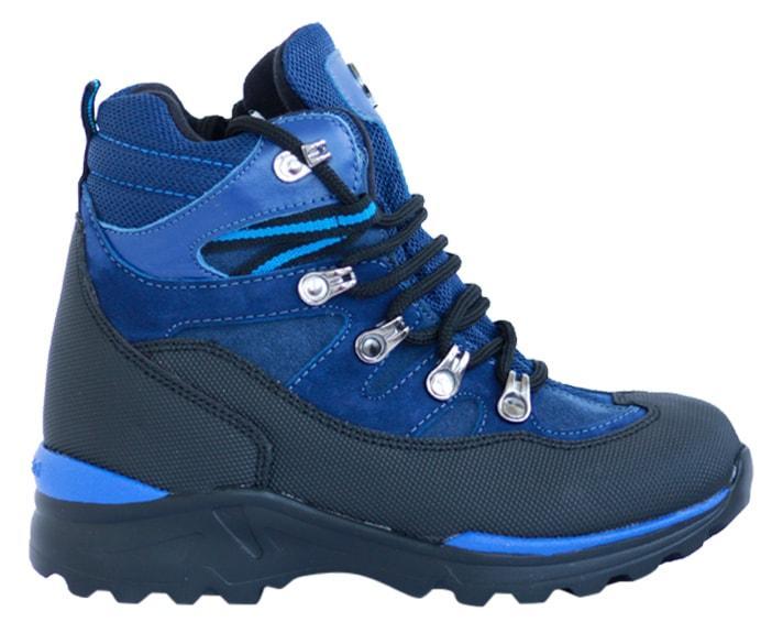 Ботинки Minimen 3SHNUR Синий