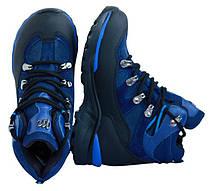 Ботинки Minimen 3SHNUR Синий, фото 2