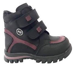 Ботинки Perlina 91BLACK Черный