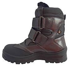 Ботинки Мinimen 46PERLAMUTR Черные, фото 2