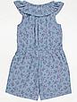 Летний комбинезон George для девочки, 92-98см (2-3г), фото 2
