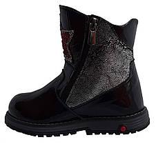 Ботинки Minimen 15LACK Черный, фото 3