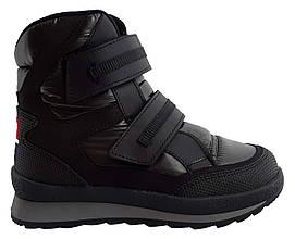 Ботинки Minimen 17BLACKDEV Черный