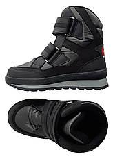 Ботинки Minimen 17BLACKDEV Черный, фото 3