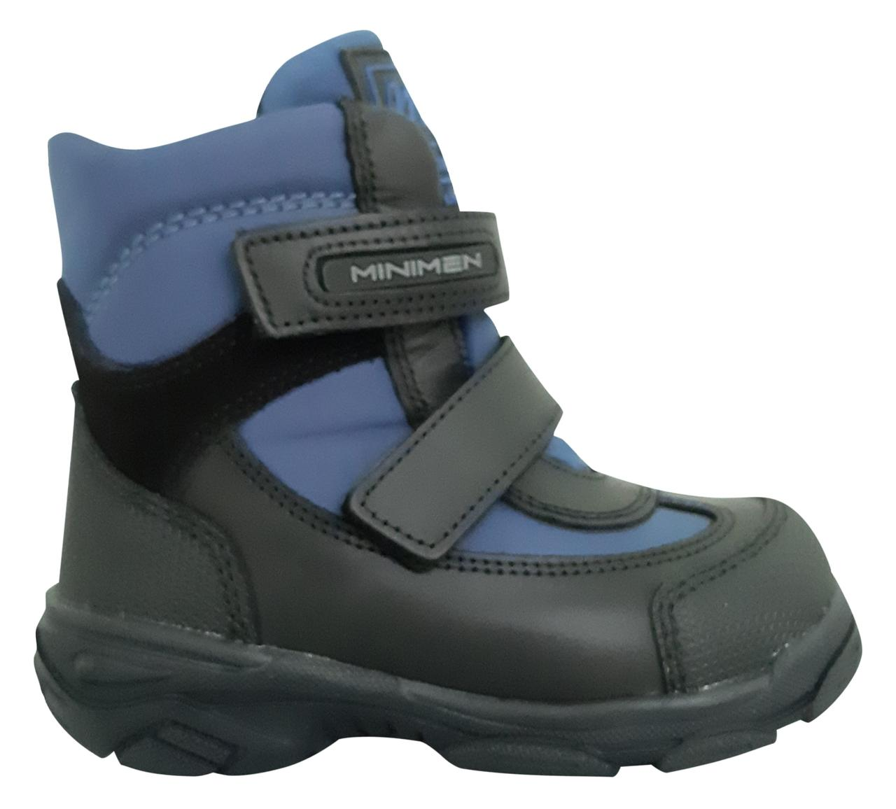 Ботинки Minimen 15SINIY Синий