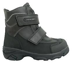 Ботинки Minimen 3BLACK Черный
