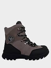 Ботинки Minimen 3SHNUROK Серый