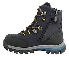 Ботинки Minimen 3SHNURSINIY Синий, фото 2