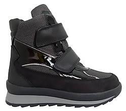 Ботинки Minimen 17LACK Черный