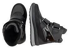 Ботинки Minimen 17LACK Черный, фото 3