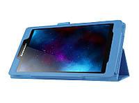 "Чехол для Lenovo Tab 2 A7-20 7"" Case Light Blue+Пленка, фото 1"