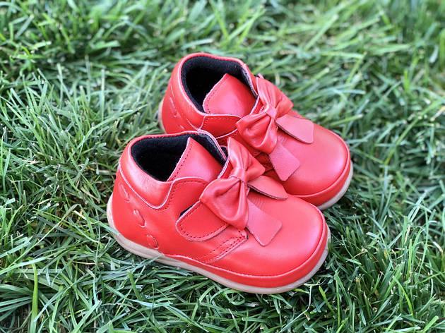 Ботинки Perlina 95RED Красный 20, фото 2
