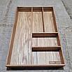 Лоток для столовых приборов от 280мм Lot 105 (индивидуальные размеры), фото 3