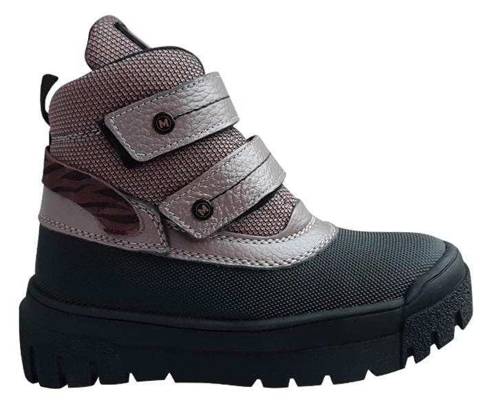 Ботинки Minimen 3LILOVIY Лиловый 33