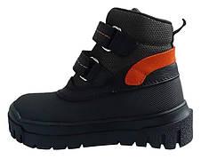Ботинки Minimen 12NEWBLACK Черный, фото 3