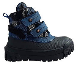 Ботинки Minimen 12NEWSINIY Синий