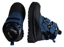 Ботинки Minimen 12NEWSINIY Синий, фото 3