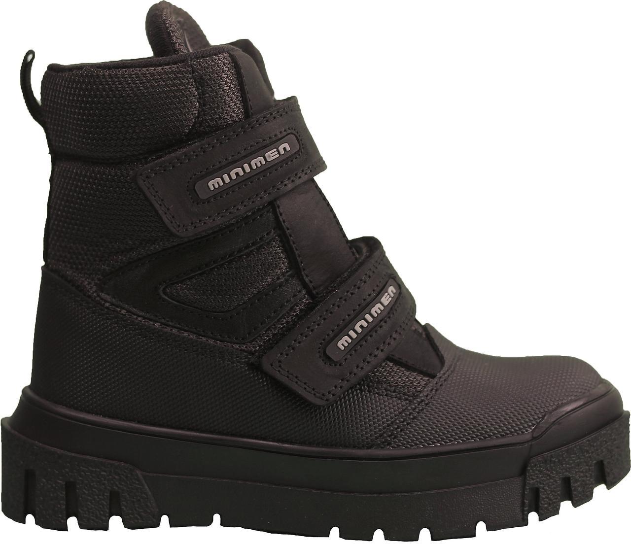Ботинки Minimen 12NEWBLACK Черный