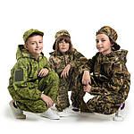 Удобные детские камуфляжные костюмы: стильно и практично