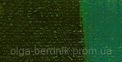 Краска масляная №070 Зеленая земляная 60 мл, Van Pure