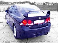 Спойлер Civic 4D Спорт