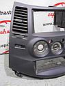 Накладка центральной консоли MN157315 с дефлекторами MN134302VB, MN134303VB 995036 Grandis Mitsubishi, фото 2