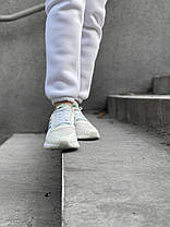 Кроссовки женские Adidas ZX 500 белые. Стильные женские кроссовки Адидас белого цвета., фото 3