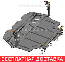 Защита двигателя Volkswagen Golf 6 (2008-2012) Кольчуга