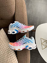 Кроссовки женские Nike Air Max Plus TN Multicolor. Стильные женские кроссовки Найк разноцветные., фото 3