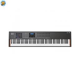 Міді-клавиатура Arturia KeyLab 88 MkII Black Edition