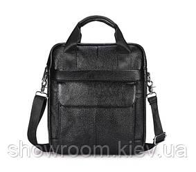 Мужская кожаная сумка с ручками Leather Collection (8861)