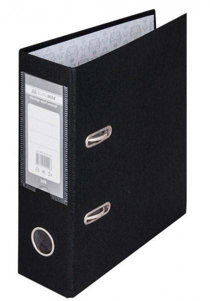 Регистратор одност. А5, 70мм PP, черный(BM3013-01)
