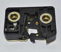 Механизм дверного замка наружный левый (шоколадка) ГАЗ 3302 (нового образца  с 2003 г.) (пр-во Россия)