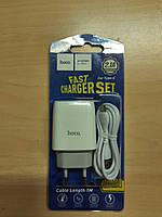 USB Hoco C72A Type C White