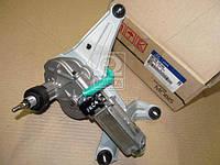 Мотор стеклоочистителя заднего стекла (60 Вт) Hyundai Santa Fe 10- (Mobis). 987102B500