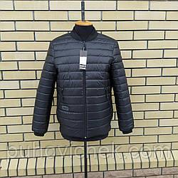 Модна чоловіча куртка демісезонна розміри 50-56