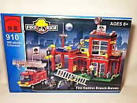 "Конструктор Brick  ""Пожарна охрана"" 910B"
