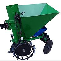 Картофелесажалка ДТЗ КСМ-1ЦУ (зеленая)