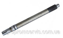 Вал главного сцепления 31А-2103-01 комбайна Дон-1500