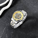Winner 8012 Automatic Silver-Gold, фото 3