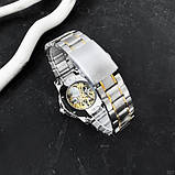 Winner 8012 Automatic Silver-Gold, фото 5