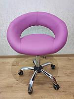 Крісло на колесах HC 104K рожевий, фото 1