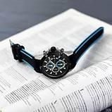Mini Focus MF0244G Black-Silver-Turquoise, фото 9